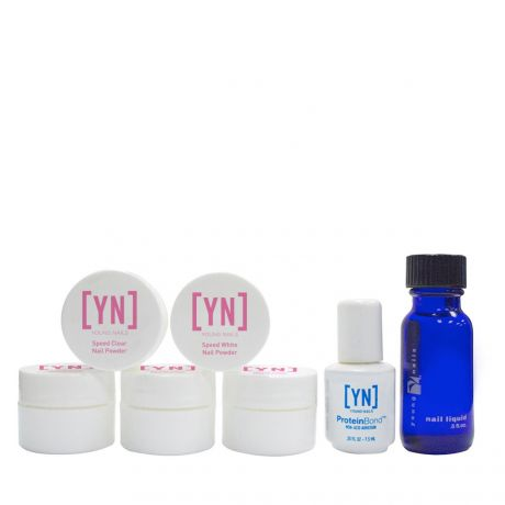 Young Nails acrylic trial kit