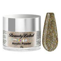 Beauty Label Acrylic Color Powder #09