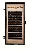 Beauty Label D krul Nieuw super zachte volume wimpers voor de proffesionele wimperstyliste te gebruiken.