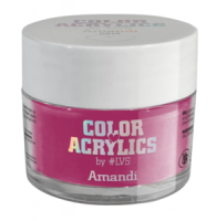 Color Acrylics by #LVS   CA19 Amandi 7g