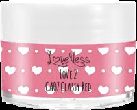 LoveNess | CA07 Classy Red