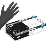 Black pearl nitrile handschoenen 100 stuks