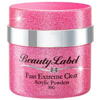 Acrylic Powders - Fast Extreme Clear