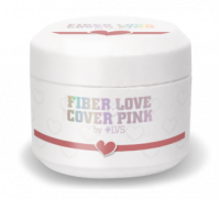 Fiber love by #LVS cover pink 15ml