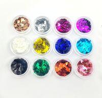 Mickey Mouse Glitter 12 kleuren