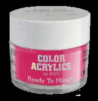 Color Acrylics by #LVS   CA22 Ready to Mingle 7g