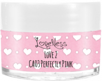 LoveNess | CA03 Perfectly Pink