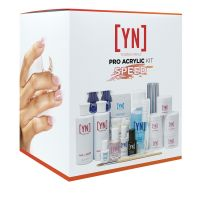 Young Nails Prof Deluxe Acryl Kit Speed