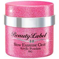 Acrylic Powders - Slow Extreme Clear