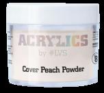 Acrylic Powder Cover Peach by #LVS