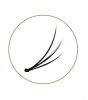 Blink Point accent flare lash