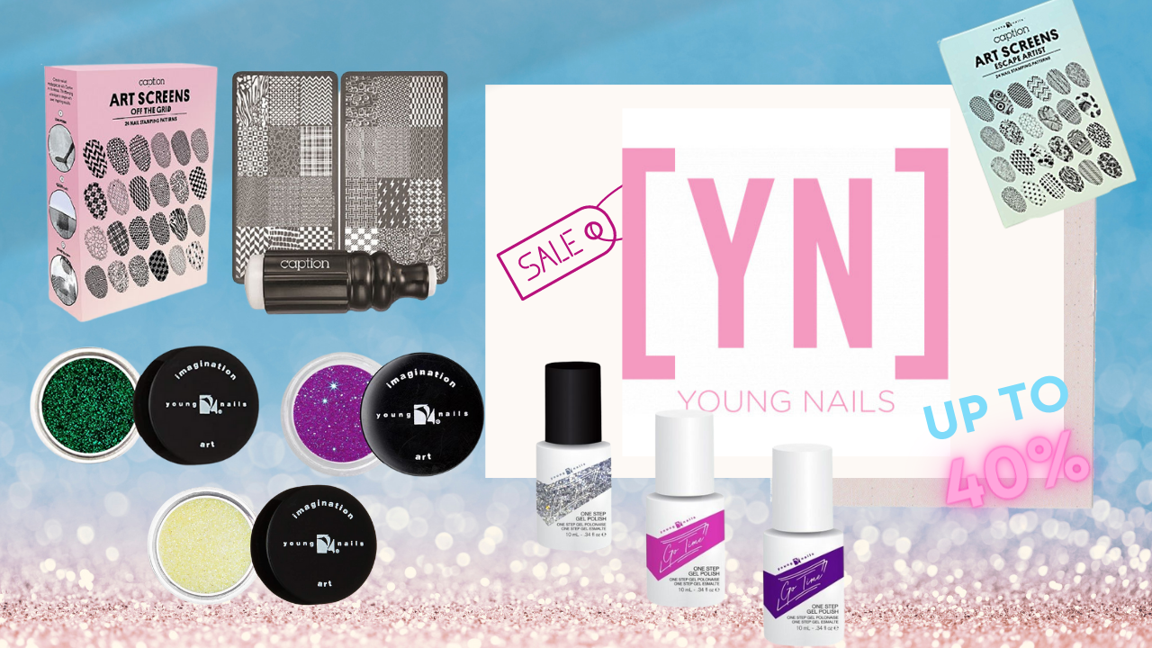 young Nails sale