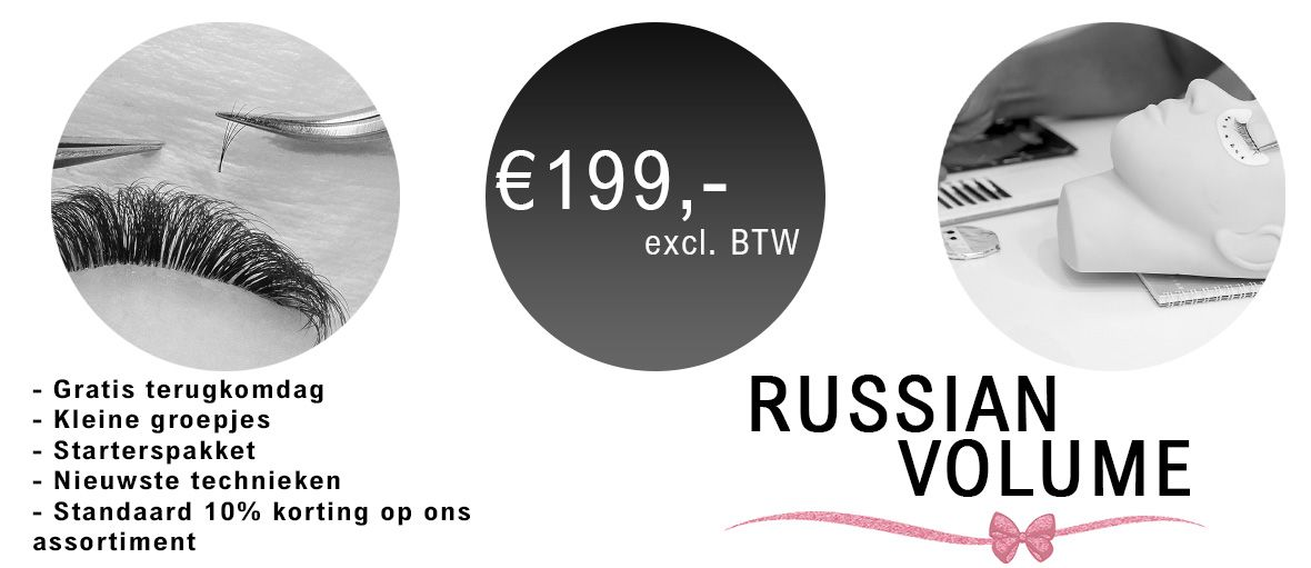 Cursus 2D-8D Russian Volume