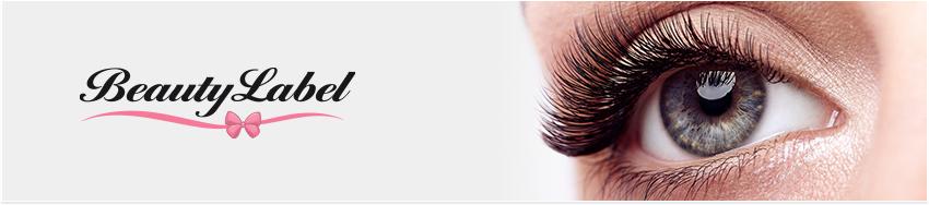 Wimperextensions van Beauty Label